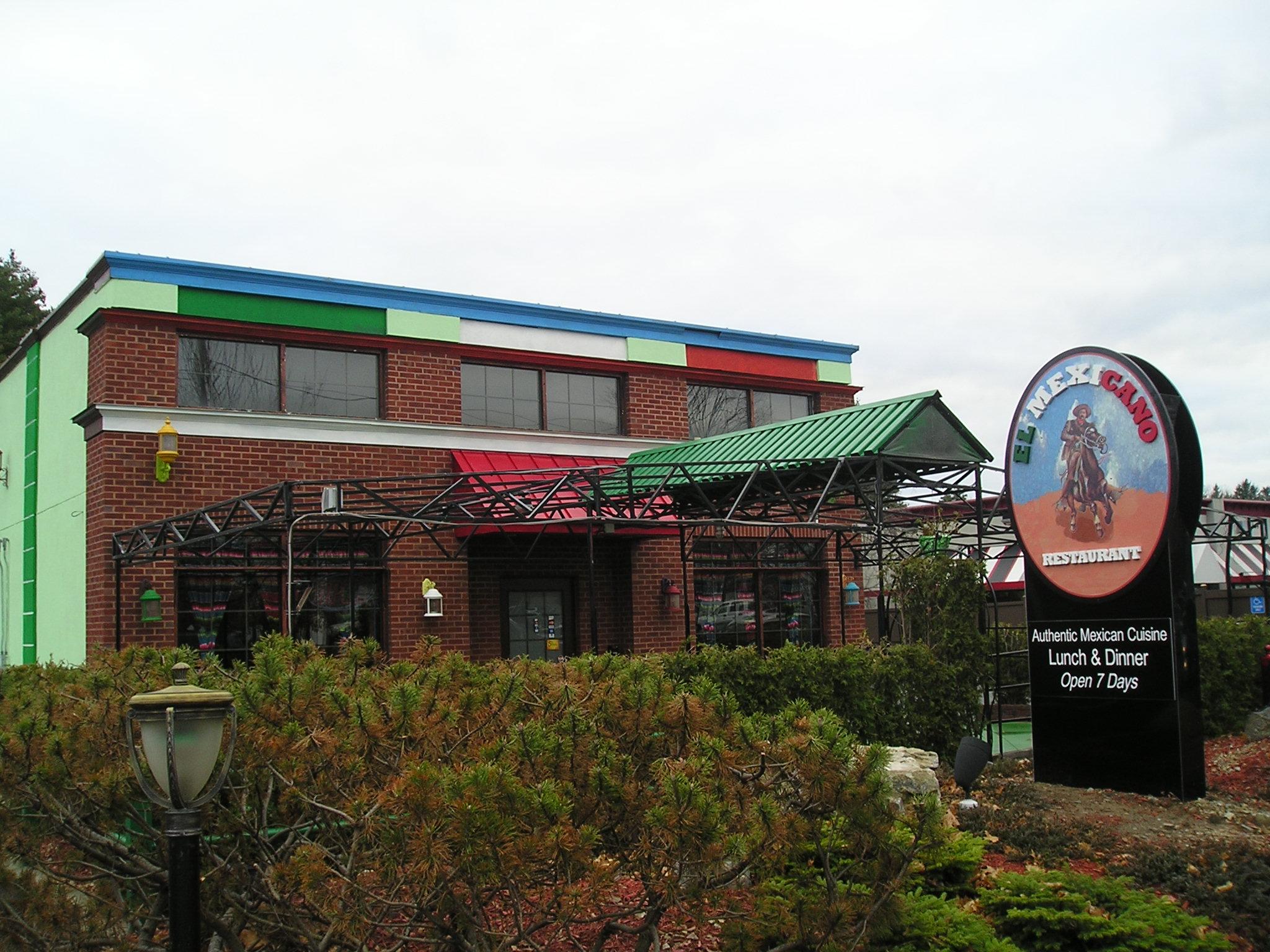 El Mexicano Is An Excellent Mexican Restaurant Fun In Saratoga