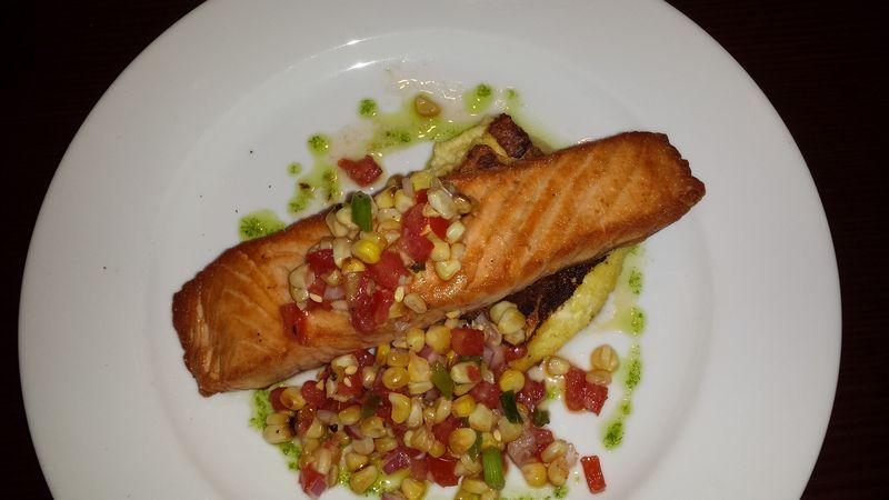 Jack Dillon's Salmon